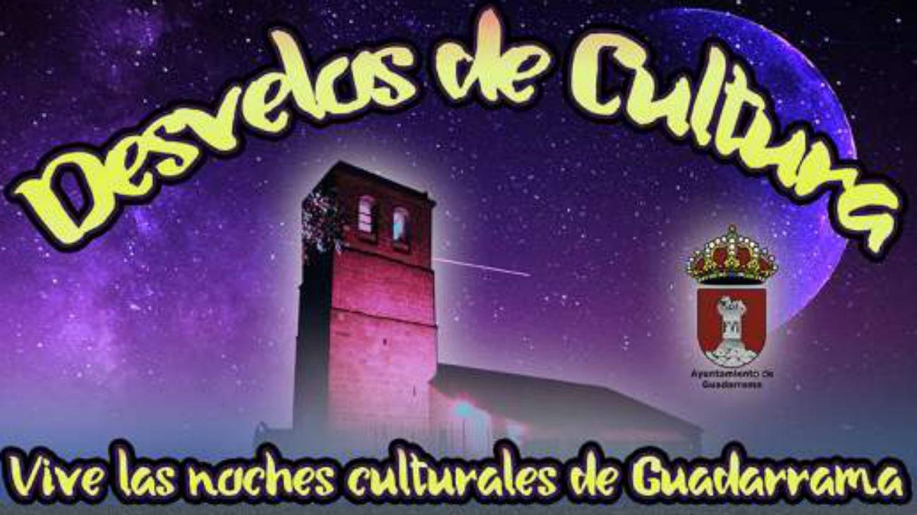 Noches culturales en Guadarrama